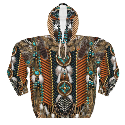 Dance of the Spirit All Over Print Hoodie