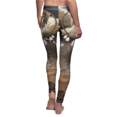 King and Queen of Dreams All Over Print Leggings