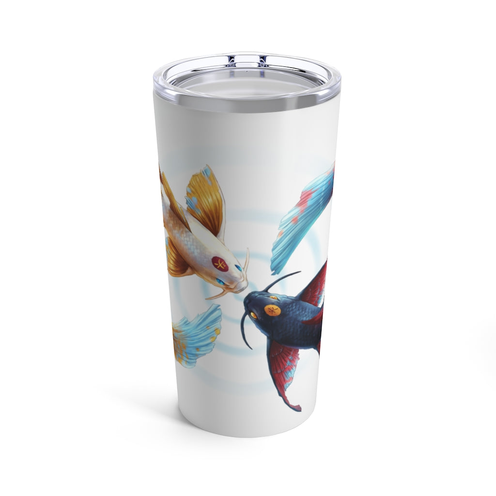 Eternal Bond by Jojoes Art Tumbler