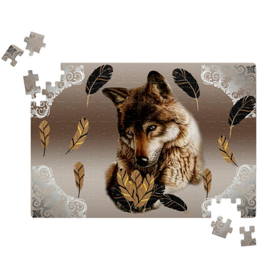 Wolf Love Jigsaw Puzzles