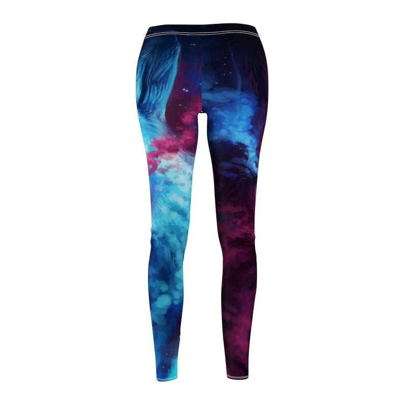Where Light and Dark Meets All Over Print Leggings