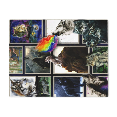 Moon Howlers Montage Placemat