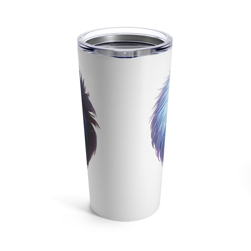 Brotherhood Light by Jojoes Art Tumbler