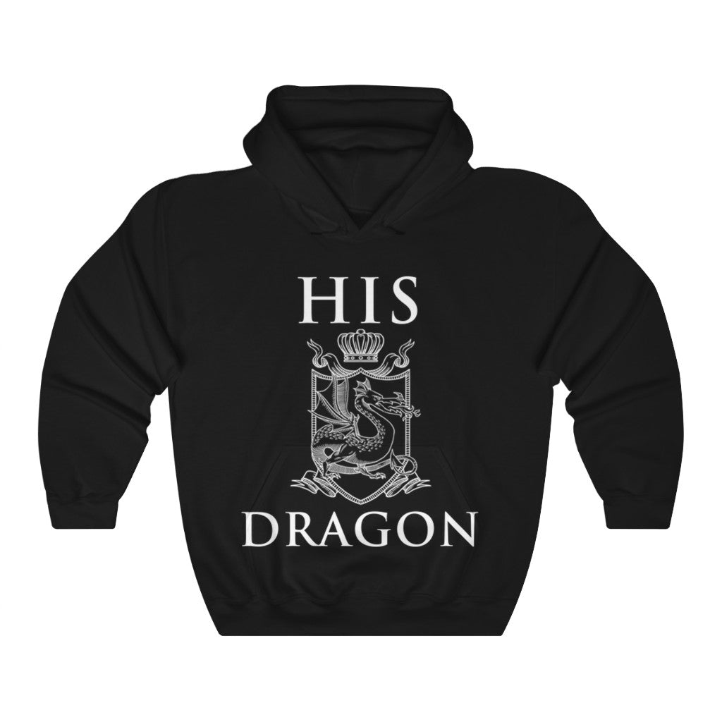 His Dragon Hooded Sweatshirt