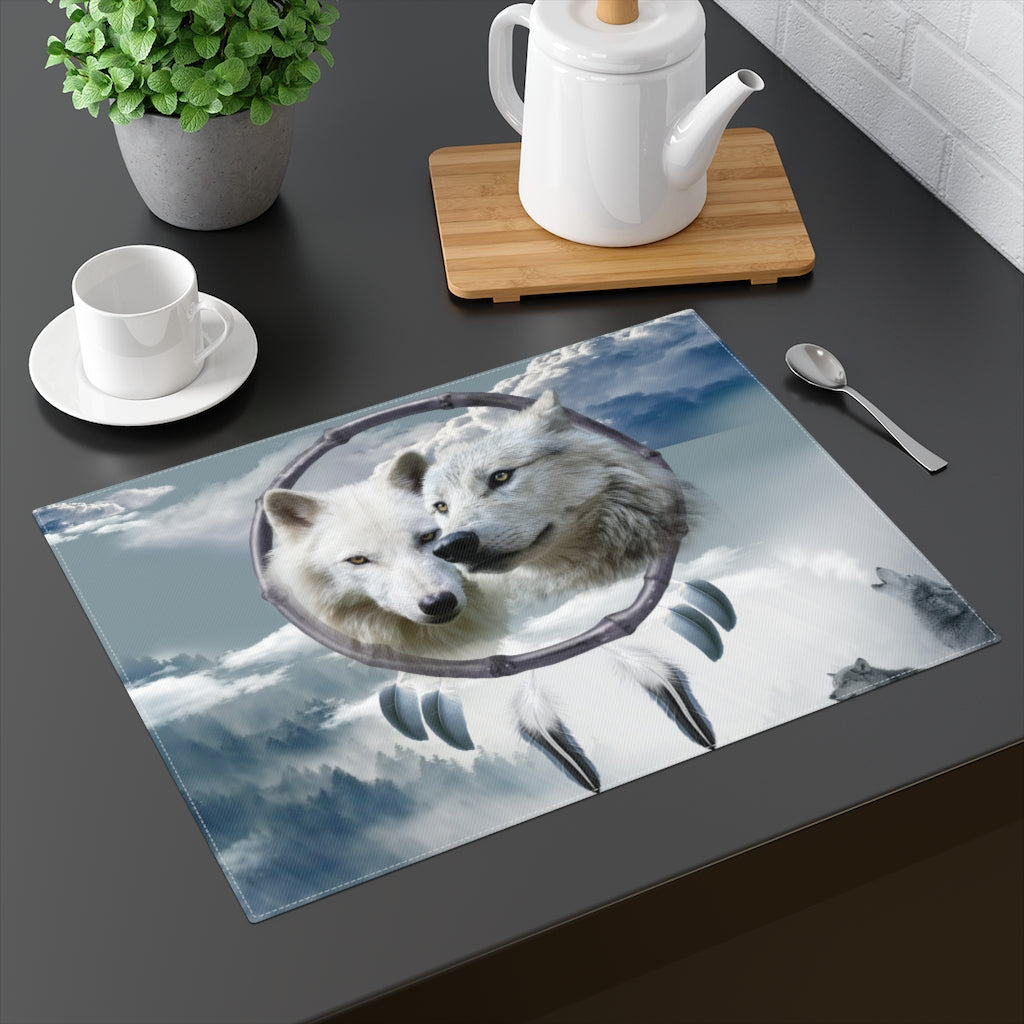 Clouds Love Placemat