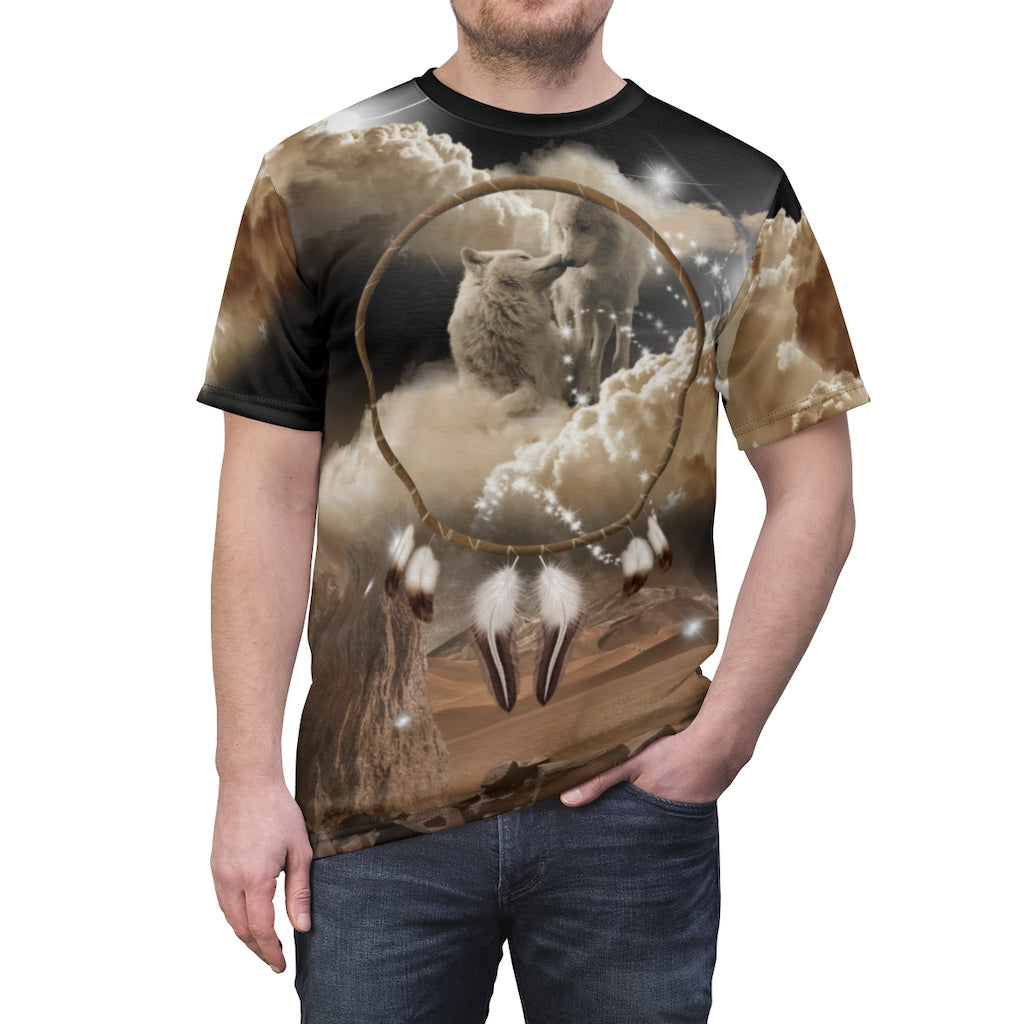King and Queens of Dreams All Over Print Shirt