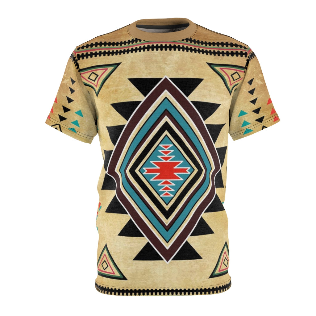 Native American All Over Print T-shirt