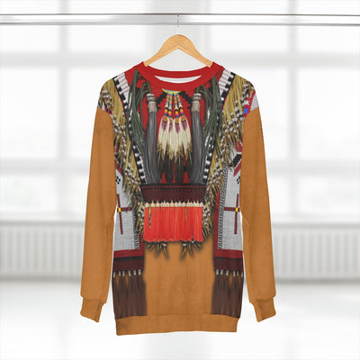 Native's Pride All Over Print Sweatshirt