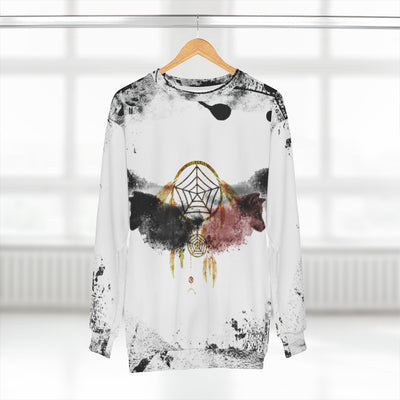 Dream Spirit All Over Print Sweatshirt