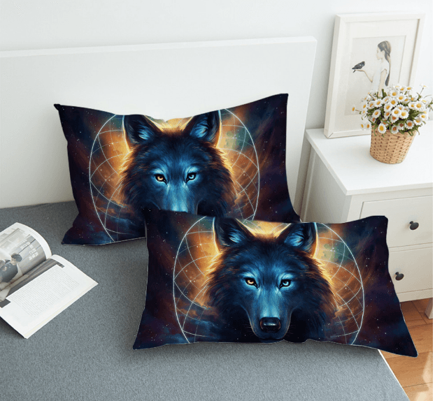 Dream Catcher by JoJoesArt Pillowcases- Set of 2