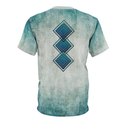 River Guardian All Over Print T-shirt