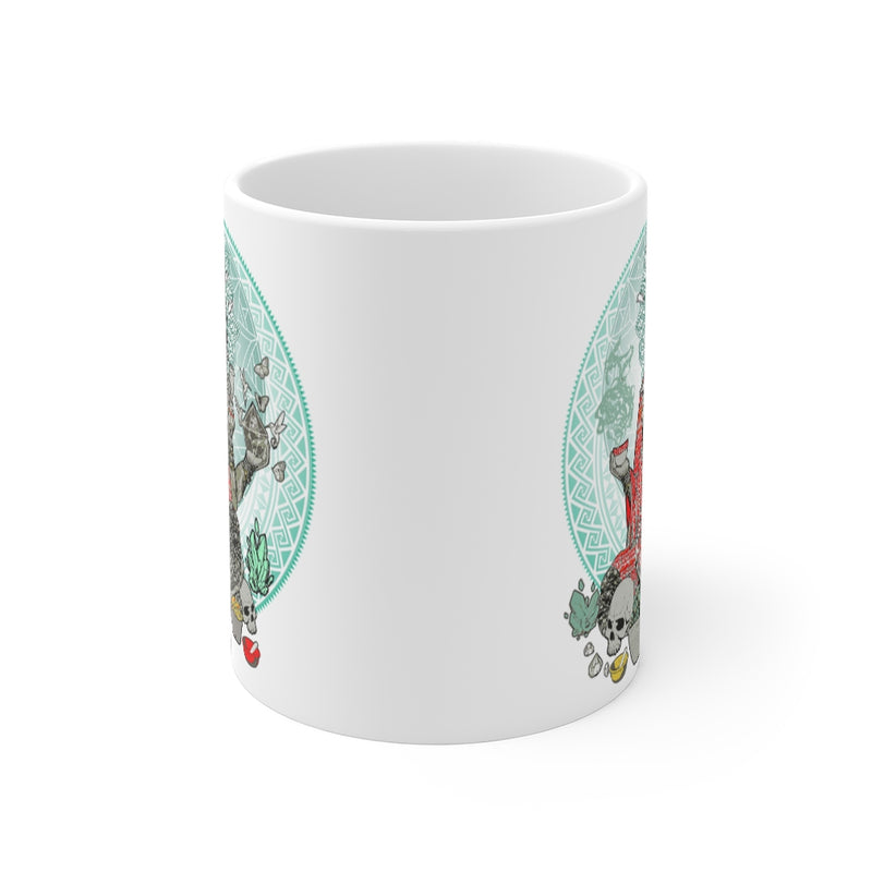 Meditation Mandala Mug 11oz