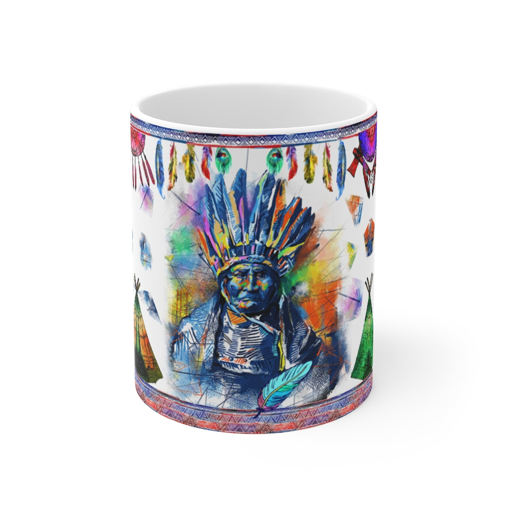 Colors Of The Wind Mug 11oz