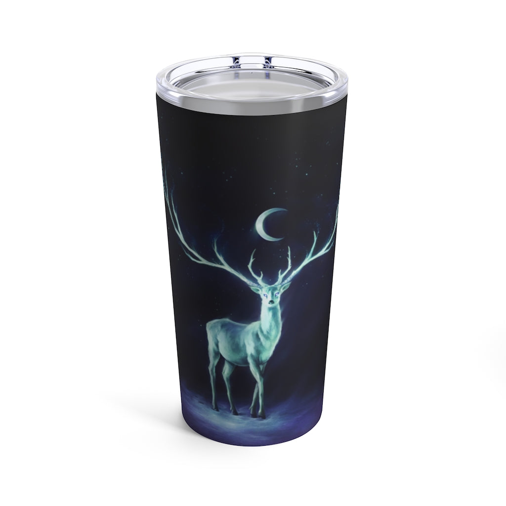 Night Bringer by Jojoes Art Tumbler