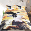 Amazing Eagle Bedding Set
