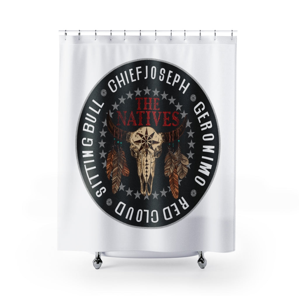 All American Native Shower Curtains