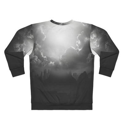 Omega Wolf All Over Print Sweatshirt