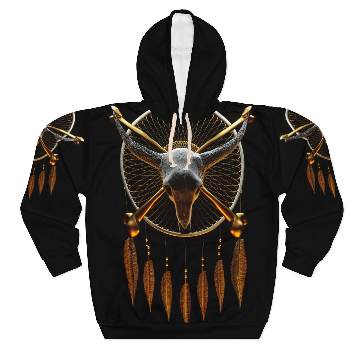 Spirit of Tatanka All Over Print Hoodie