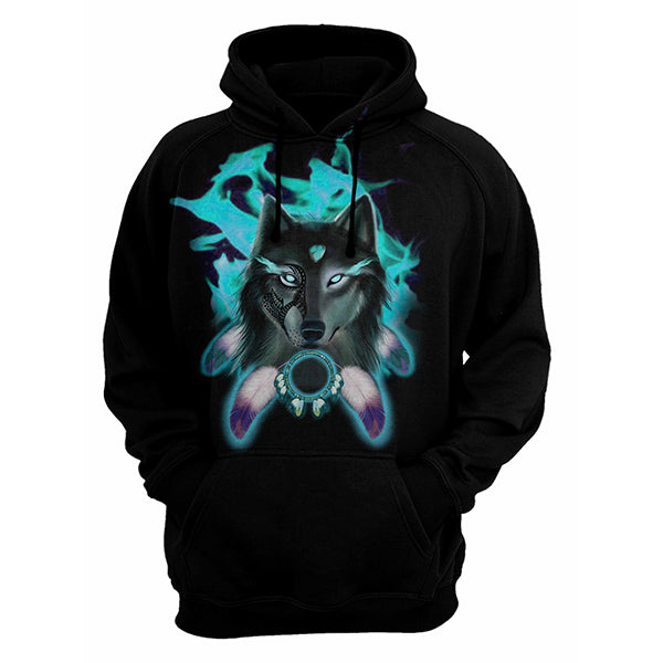 Wakanda All Over Print Hoodie