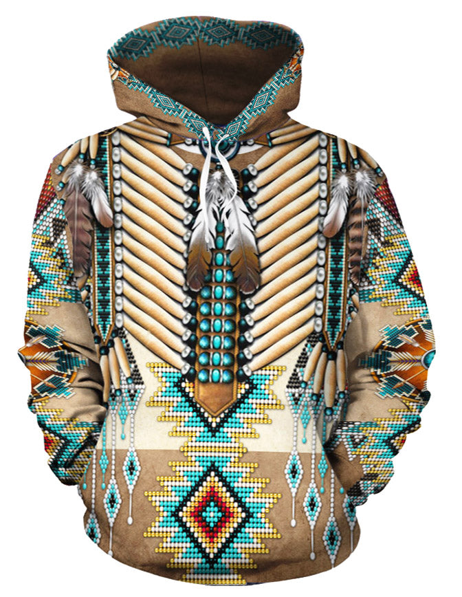 Spirit of the Tribe Hoodie