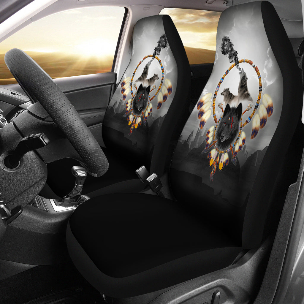 Alpha Warrior Car Seat Cover