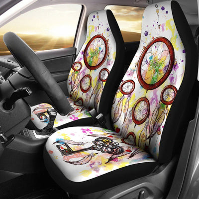 Dreamcatcher Key by Pixie Cold Car seat Cover