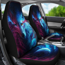 Load image into Gallery viewer, Where Light & Dark Meet Car Seat Cover