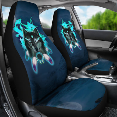 Wakanda Car Seat Cover