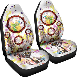 Dreamcatcher Key Car Seat Cover