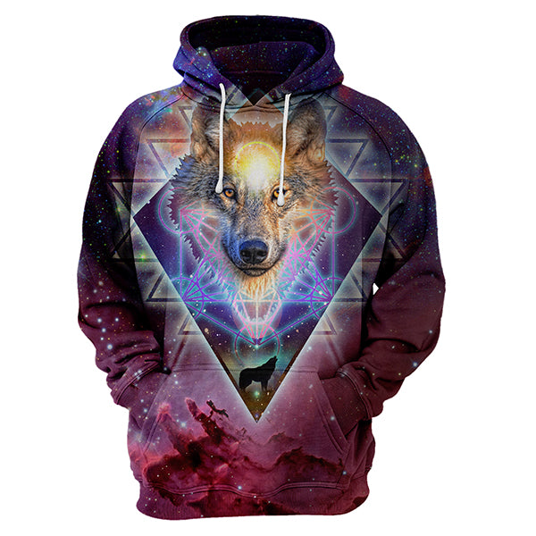 Ancient Knowledge All Over Print Hoodie
