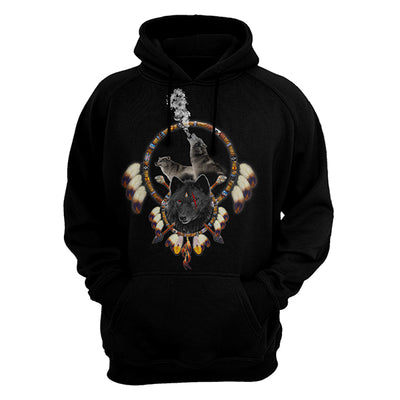 alpha warrior pull over hoodie