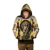 Totem Spirits All Over Print Hoodie