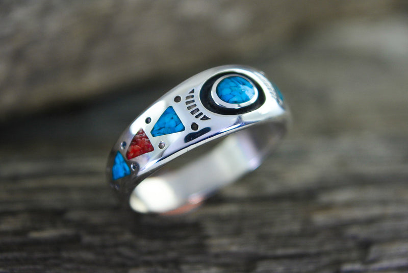 Turquoise Soul Ring