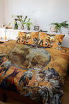 Buffalo Dreamcatcher Quilt Set