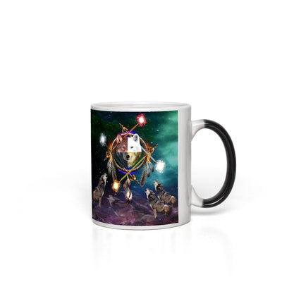 4 Ages Color Magic Mugs
