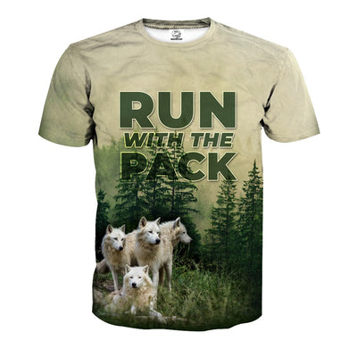 Run with the Pack Shirt