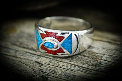 Signature Strike Ring from Wolvestuff