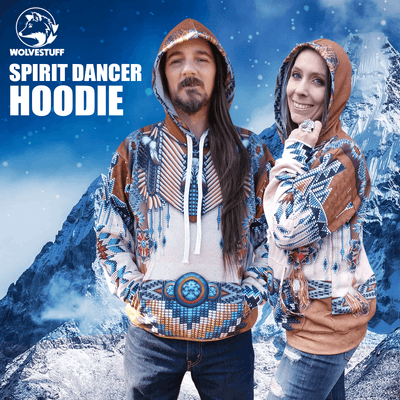 Spirit Dancer All Over Print Hoodie