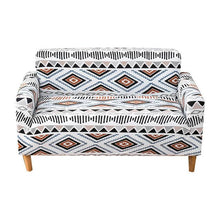 Load image into Gallery viewer, Elastic Geometric Sofa Cover