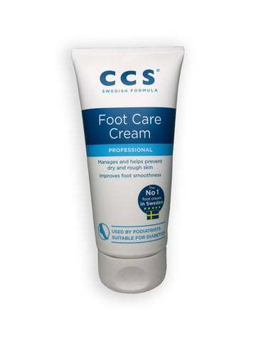 CCS 175ML FOOT CREAM WITH UREA 10%