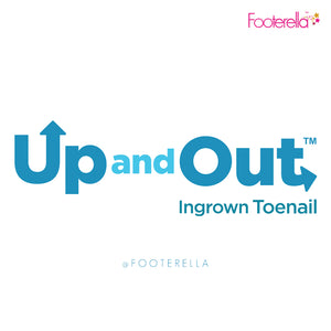 Up and Out Ingrown toenail