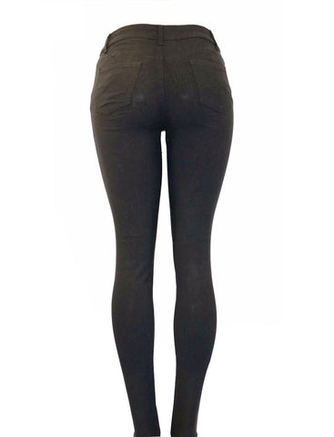 Diamante PLUS SIZE Colombian Design Butt Lifter Skinny Jeans