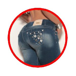 Moda Jeans Avalon 100% Made in Colombia Butt Lifter Women Jeans- Pantalones Colombianas Levantacola- Denim 1453