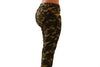Image of PLUS SIZE Colombian Design Butt Lifter  Women Denim Jeans- Camo (free trial enter FREETRIAL at checkout)