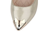 Womens Cute Kitty Flats