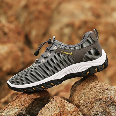 Mens Comfortable Jogging Sneakers