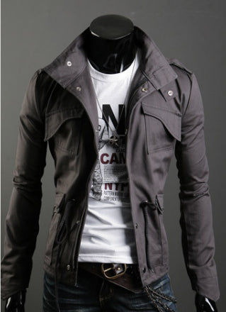 Mens Trendy Outdoor Casual Jacket