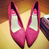 Womens Sleek Fun Heels