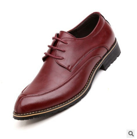 Mens Split Toe Style Dress Shoes