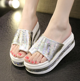 Womens Cool Comfy Platform Sandals